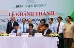 Bệnh viện quận tại TP HCM tiến tới đa khoa điều trị chuyên sâu
