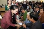 Chủ tịch Quốc hội Nguyễn Thị Kim Ngân thăm và làm việc tại Nghệ An