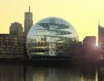 Tòa nhà chọc trời cung cấp lương thực cho thành phố tương lai