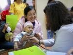 Phẫu thuật miễn phí cho hơn 50 trẻ em bị dị tật hở môi-hàm ếch