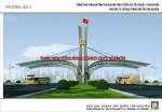 Thái Nguyên: Thống nhất phương án kiến trúc xây dựng Cổng chào phía Nam tỉnh