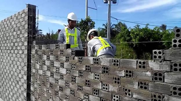 Đốc thúc ban hành Tập Định mức dự toán cho vật liệu xây không nung