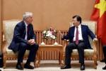 Việt Nam hoan nghênh doanh nghiệp tham gia phát triển cơ sở hạ tầng