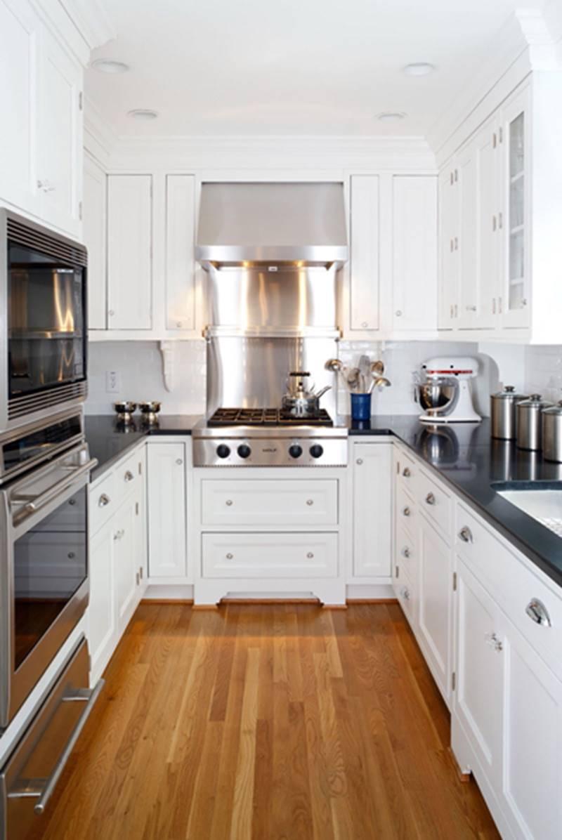 Thiết kế phòng bếp nhỏ hẹp