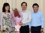 Giám đốc Sở Kế hoạch TP HCM được điều về Thành ủy