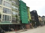 Hà Nội: Hàng loạt công trình sai phép sau khi mở rộng ngõ 124 Âu Cơ