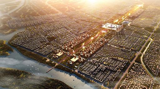 Ấn Độ xây dựng thành phố công nghệ cao bền vững