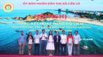 Báo Xây dựng đạt giải cao nhất về cuộc thi du lịch Cửa Lò