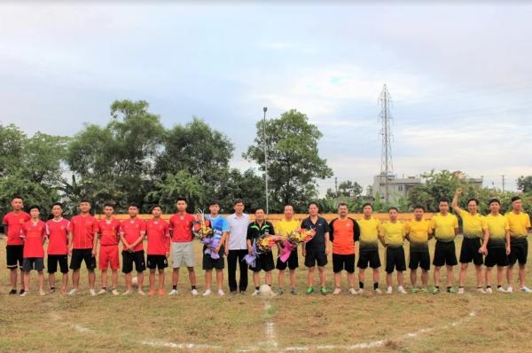 Công đoàn Trường Cao đẳng Xây dựng Nam Định tổ chức Hội thao chào mừng ngày Nhà giáo Việt Nam 20/11/2018