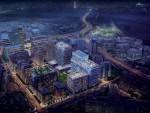 Một nửa trụ sở mới của Amazon đã như một thành phố