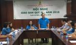 Hội nghị Công đoàn Xây dựng Việt Nam tại khu vực phía Nam