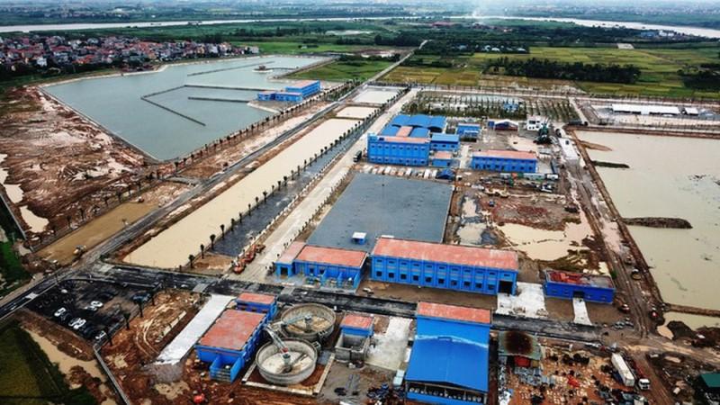 Bắc Ninh thay đổi nguồn nước ngầm sang sử dụng nước mặt