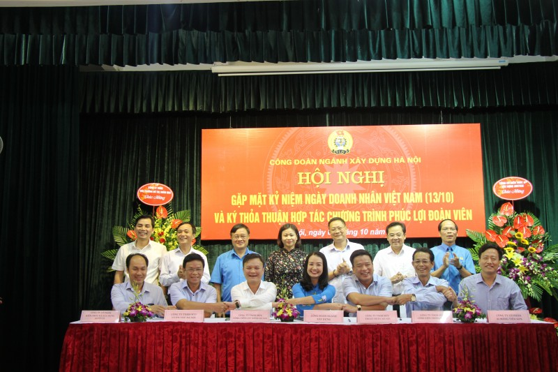 Công đoàn ngành Xây dựng Hà Nội: Chăm lo bảo vệ quyền lợi người lao động