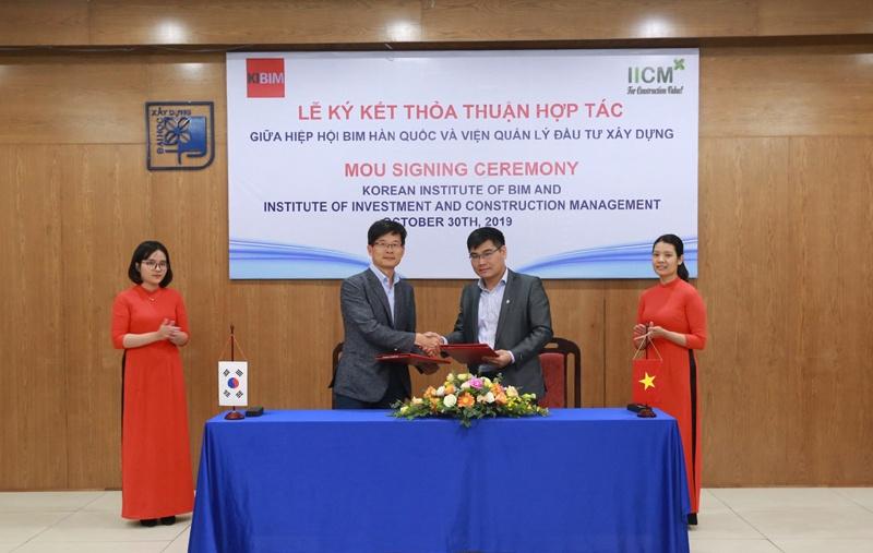 Chia sẻ kinh nghiệm thực hiện BIM ở Việt Nam và Hàn Quốc