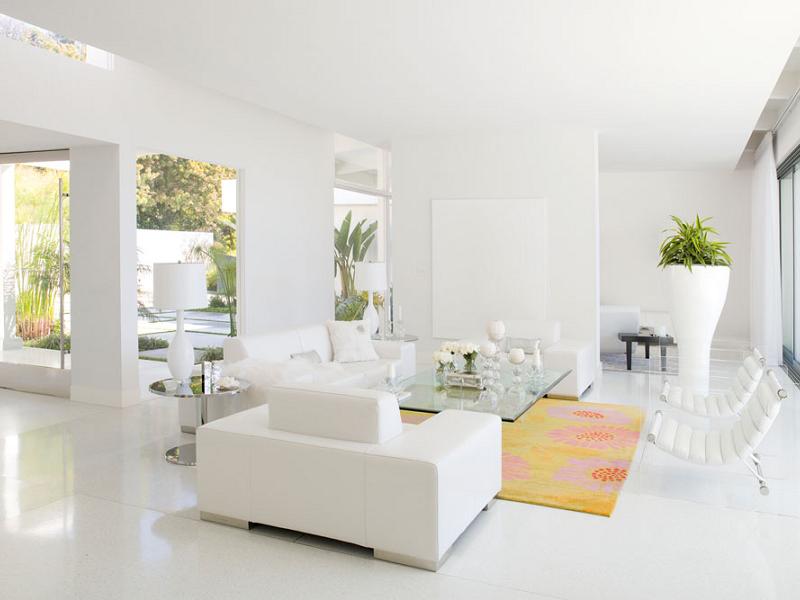 Những điều cần lưu ý khi sơn tường màu trắng cho căn nhà   Bất động sản