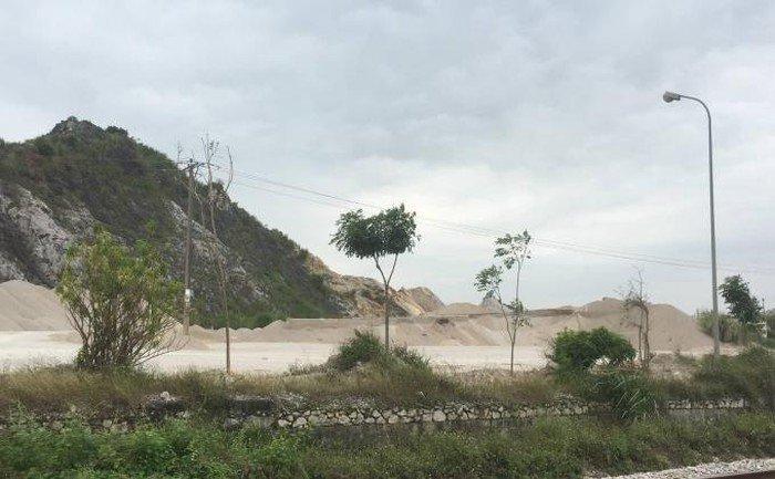 Nghệ An: Một công nhân tử vong do đá rơi vào đầu
