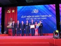 vien vat lieu xay dung don nhan bang khen cua thu tuong chinh phu