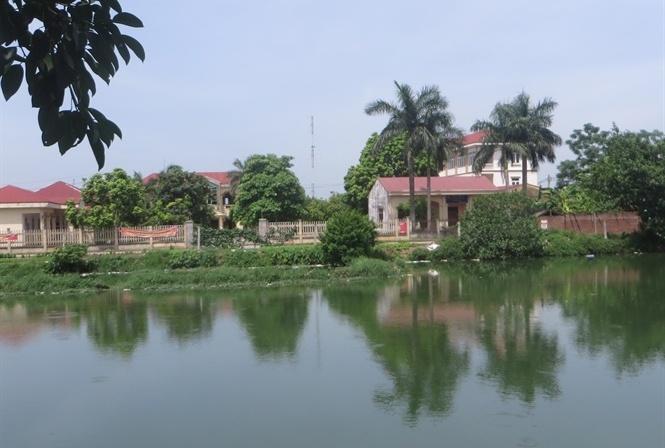 Nông thôn Vĩnh Yên trước thềm đô thị loại I