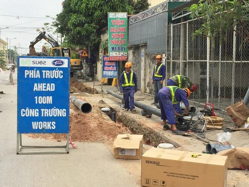 Quảng Bình: Tập trung gỡ vướng Dự án Hệ thống thoát nước và vệ sinh môi trường đô thị Ba Đồn