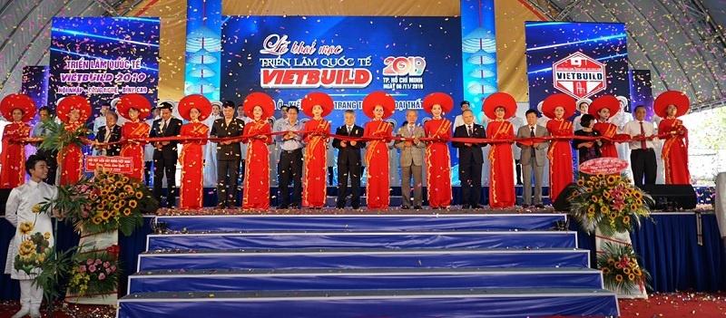 Vietbuild TP Hồ Chí Minh 2019 - Xu hướng xây dựng bền vững