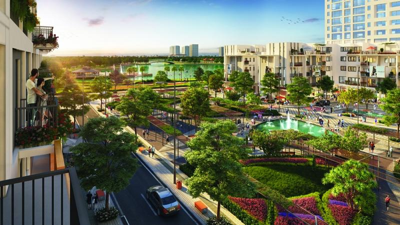 Bitexco nói gì về thông tin 14 lô đất thế chấp tại dự án The Manor Central Park?