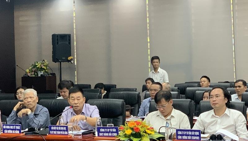 Bác bỏ đề xuất của đơn vị tư vấn, một số ý kiến phản biện đề nghị xây dựng cảng Liên Chiểu