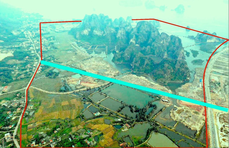 HD Mon phản ứng thông tin về một dự án tại Vân Đồn, Quảng Ninh