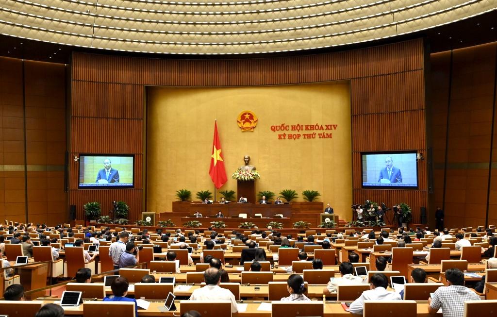 Thủ tướng Nguyễn Xuân Phúc trả lời chất vấn Quốc hội