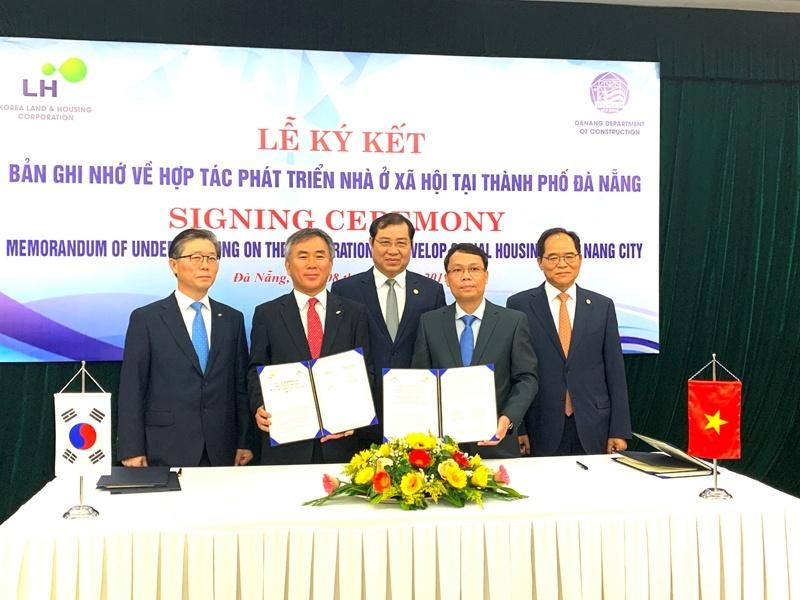 Việt Nam - Hàn Quốc: Hợp tác phát triển nhà ở xã hội tại thành phố Đà Nẵng