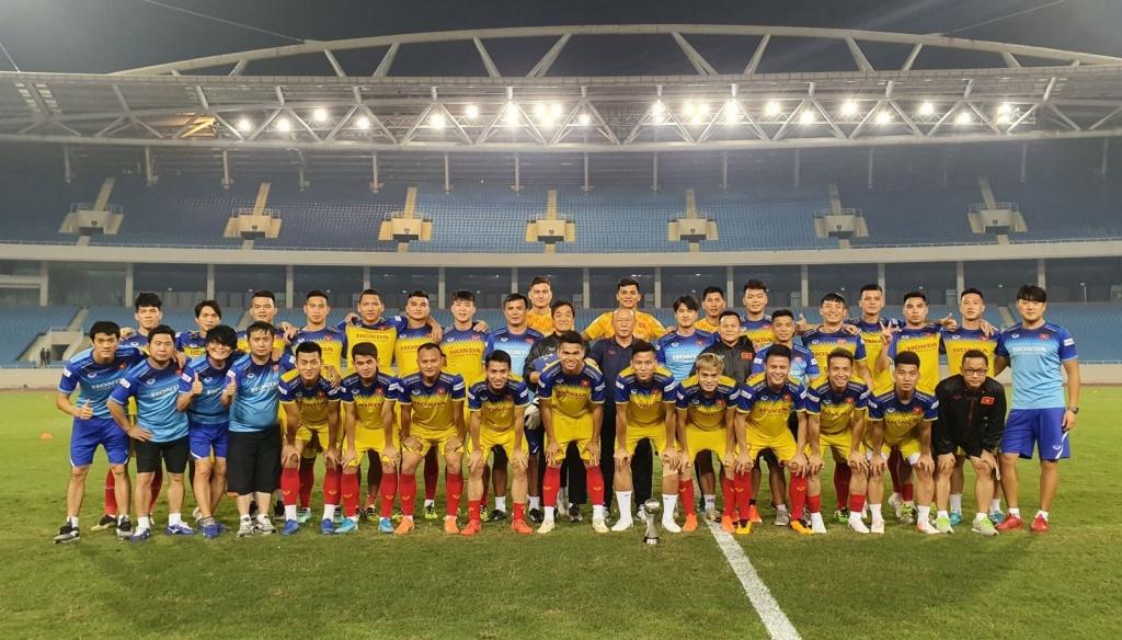 doi tuyen viet nam san sang cho tran cuoi luot di vong loai world cup