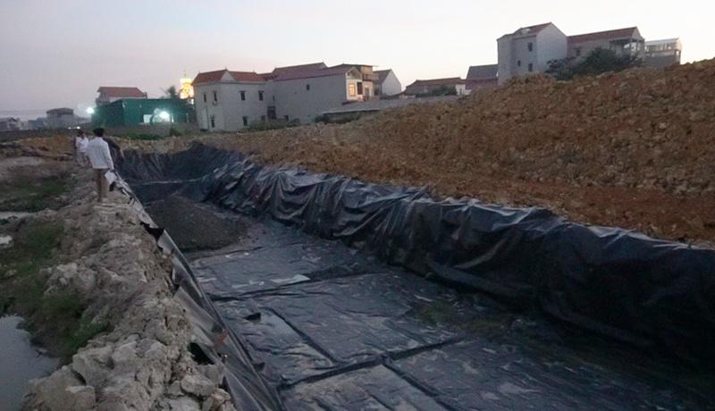 Bắc Ninh: Công ty Hanaka khẳng định chỉ tập kết, không đổ trộm chất thải