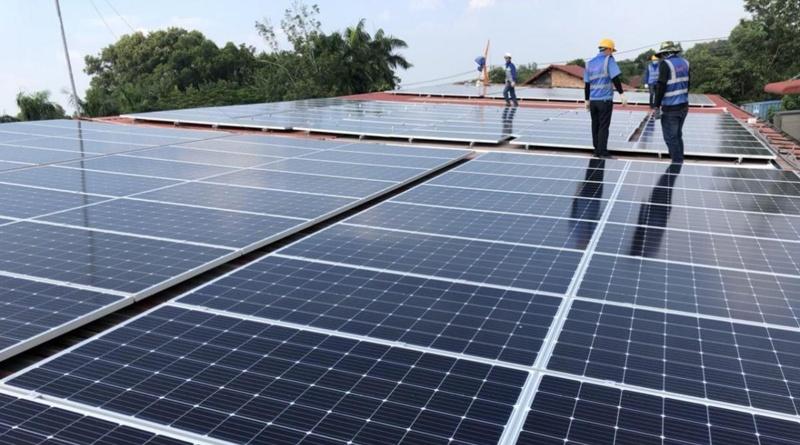 Solar ESCO phát triển hệ thống điện mặt trời áp mái