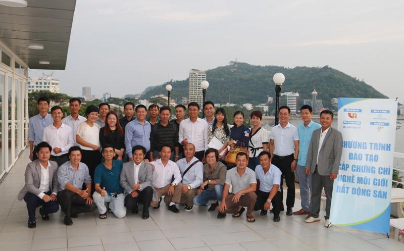 Cộng đồng King Broker tổ chức chương trình đào tạo nghề môi giới bất động sản tại Vũng Tàu