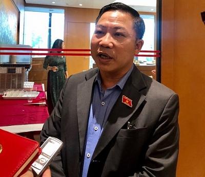 Đại biểu Quốc hội Lưu Bình Nhưỡng: Chủ tịch UBND thành phố Hà Hội phải chịu trách nhiệm trước Đảng, nhân dân về vấn đề an ninh nguồn nước