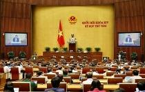 bieu quyet nghi quyet ve phan bo ngan sach trung uong nam 2020