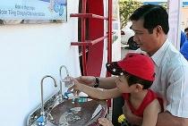 Tăng giá nước sạch tại TP.HCM từ hôm nay