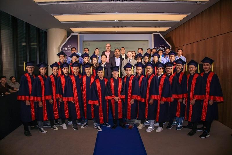 LILAMA 2 được công nhận tổ chức kỳ thi tốt nghiệp tương đương tiêu chuẩn Đức