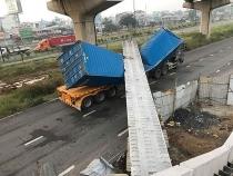 dam cau cao 475m bi container cao 42m keo sap tinh khong cau thap hon thiet ke