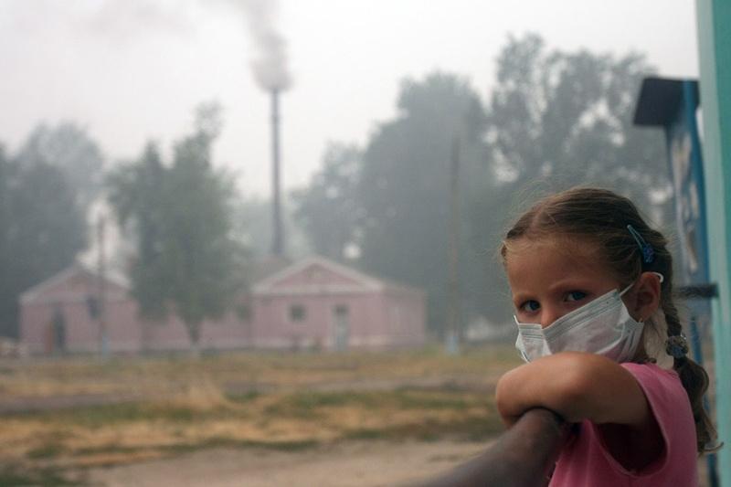 Nguy cơ chết yểu vì ô nhiễm không khí ngoài trời đang gia tăng