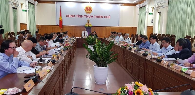 Thừa Thiên - Huế: Kiến nghị công nhận đô thị có tính chất đặc thù về di sản