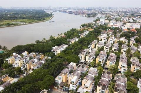 Khu biệt thự Thảo Điền trả lại hẻm bờ sông Sài Gòn