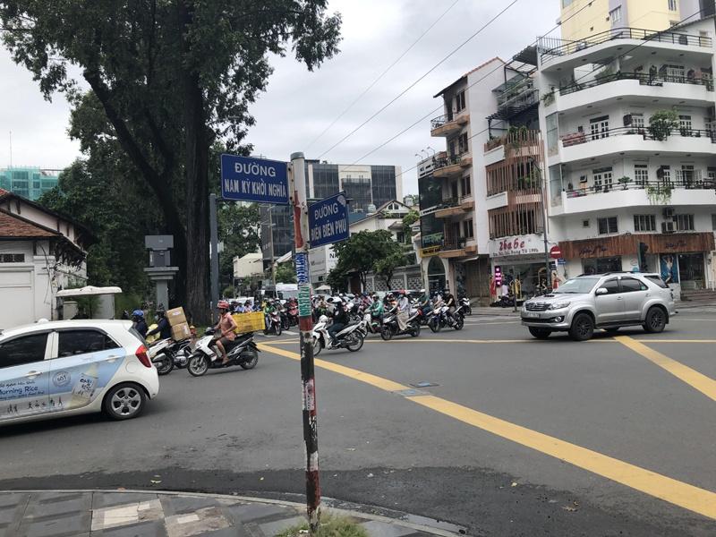 Nhiều tuyến phố tại thành phố Hồ Chí Minh lắp camera thông minh tự bắt lỗi người vi phạm