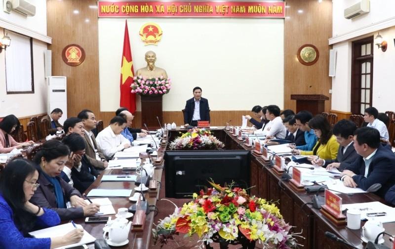 Thái Nguyên: Lấy ý kiến đóng góp xây dựng văn kiện Đại hội Đảng bộ tỉnh lần thứ XX