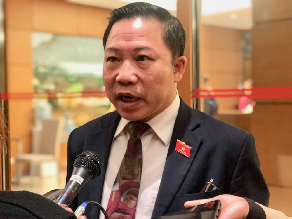 """Đại biểu Quốc hội Lưu Bình Nhưỡng (Bến Tre): Có tình trạng cán bộ """"uốn éo"""", """"vẹo vọ"""" trong cấp phép xây dựng"""