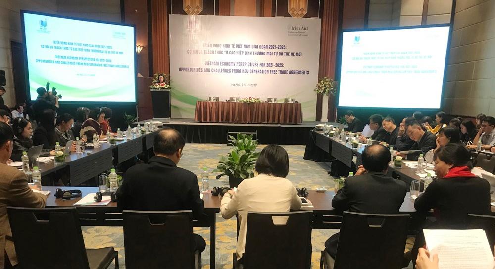 Tác động của các hiệp định thương mại tự do thế hệ mới đối với Việt Nam