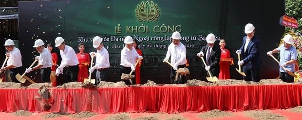 hon 1000 ty dong xay dung khu van hoa da nang cong tu bac lieu