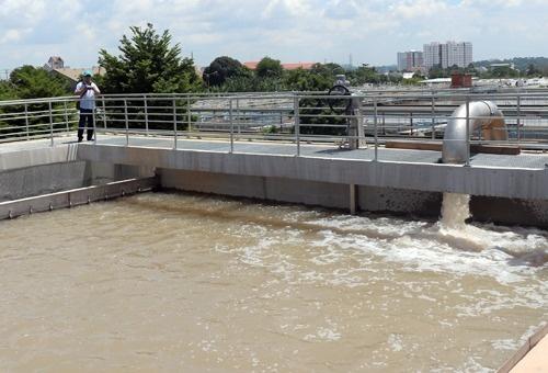 Bộ Công an muốn lập chốt bảo vệ nhà máy nước lớn nhất TP HCM