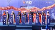 Sơn Hà Nội khởi công nhà máy thứ 2 với công suất 50 triệu lít sơn mỗi năm