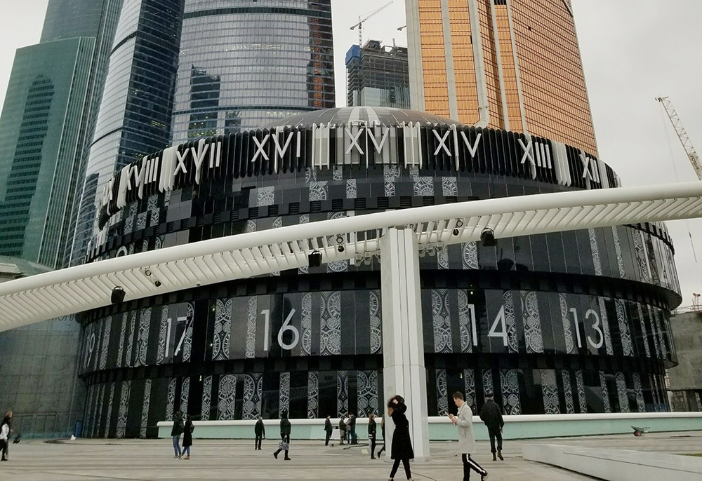 Khám phá nét hiện đại giữa lòng Moscow cổ kính