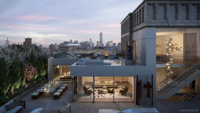 Những ngôi nhà, căn hộ xa xỉ của người nổi tiếng ở New York